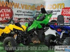 Model: ATV Hummer M7 125 CC Ca
